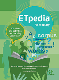 ETpedia Vocabulary: combining knowledge