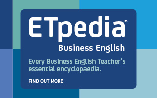 Find out more about ETpedia Business English