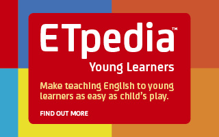 Find out more about ETpedia Young Learners
